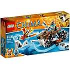 more details on LEGO® Chima™ Strainor's Saber Cycle - 70220.