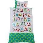 more details on Chad Valley Alphabet Bedding Set - Toddler.