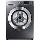 more details on Samsung WF80F5E5U4X/EU Washing Machine - Graphite.