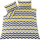 more details on Chevron Bedding Set - Double.