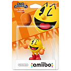 more details on amiibo Smash Figure - Pac Man.