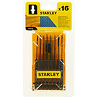 more details on Stanley 16 Pc T-Shank Jigsaw Blades.