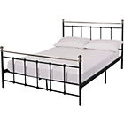 more details on Collection Eversholt Double Bed Frame - Black.