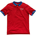 more details on Firetrap Boys' Red Polo T-Shirt - 8-9 Years.
