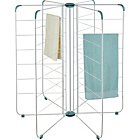 more details on HOME 18m 3 Tier Freestanding Radial Indoor Clothes Airer.