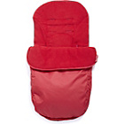 more details on Clair de Lune Footmuff - Red.