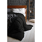 more details on Heart of House Black Bedding Set - Double.