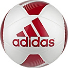 more details on Adidas Size 5 Glider Football - White and Red.