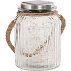 more details on Heart of House Rio Solar Glass Rope Jar with 50 LED Lights.