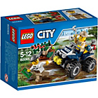 more details on LEGO® CITY ATV Patrol - 60065.