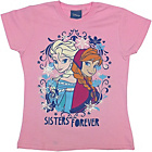 more details on Disney Frozen Pink Sisters T‑Shirt.