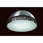 more details on Polo Dome Shaped 5 Light Flush Fitting - Chrome.