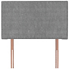 more details on Airsprung Penrose Single Headboard - Grey.