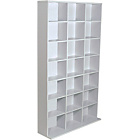 more details on Pigeon Hole Media Storage Display - White.