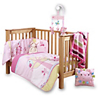 more details on Clair de Lune Lottie and Squeek 2 Piece Cot/Cot Bed Set.