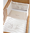 more details on Saplings Animal Cot Bed Bumper Set.