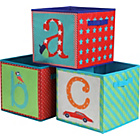 more details on Chad Valley Alphabet Canvas Storage Boxes.