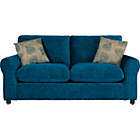 more details on Teresa Fabric Sofa Bed - Teal.