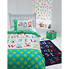 more details on Chad Valley Alphabet 4ft Blackout Blind - Multicoloured.