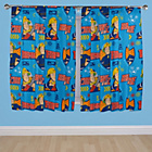 more details on Fireman Sam Brave Curtains - 168x138cm.