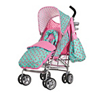 more details on Obaby Metis Stroller Bundle - Cottage Rose.