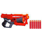 more details on Nerf Mega Cyclone Blaster