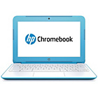 "more details on HP 11"" Intel Celeron 2GB 16GB Chromebook - Blue."