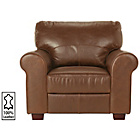more details on Heart of House Salisbury Leather Chair - Tan.