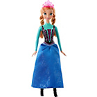 more details on Disney Frozen Sparkle Anna Doll.