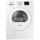 more details on Samsung DV70F5E0HGW/EU Condenser Tumble Dryer - White.