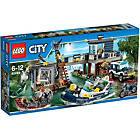 more details on LEGO® CITY Swamp Police Station - 60069.