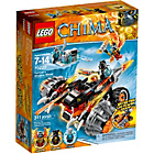 more details on LEGO® Chima™ Tormak's Shadow Blazer - 70222.