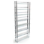 more details on 8 Tier Display Media Storage - Clear/Chrome.