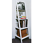 more details on 4 Tier Display Shelving Unit - White.