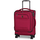 more details on IT Luggage Luxlite Small 8 Wheel Expandable Suitcase - Red.