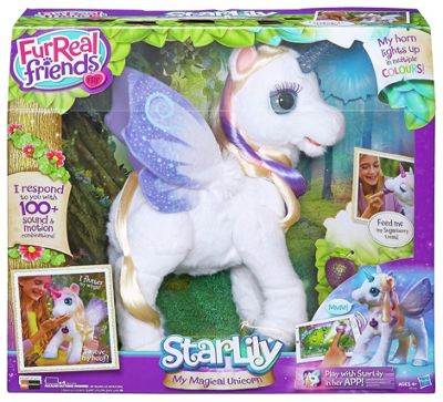 FurReal Friends Starlily My Magical Unicorn