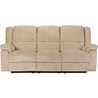 more details on Collection Shelly Large Manual Recliner Sofa - Natural.