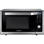 more details on Samsung MC32F606TCT/EU 32L Combi Microwave- Stainless Steel.