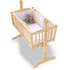 more details on Clair de Lune Honeycomb 2 Piece Crib Set - White.