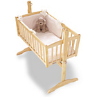 more details on Clair de Lune Honeycomb 2 Piece Crib Set - Cream.