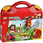 more details on LEGO Juniors Fire Suitcase - 10685.