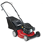 more details on MTD Thorx OHV S42PO 16 Inch Cordless Rotary Push Lawnmower.