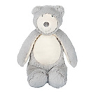more details on Moulin Roty Grey Bear Soft Toy.