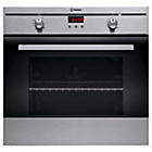 more details on Indesit FIM33KAIX Single Electric Oven - Stainless Steel.