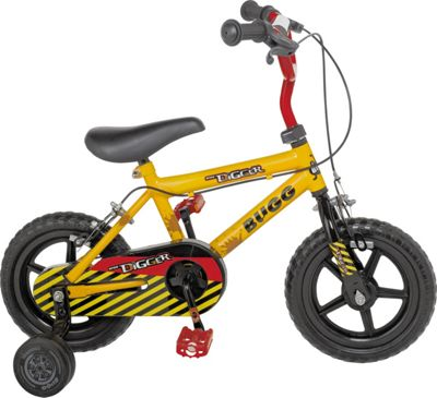 BUGG Digger 12 Inch Kids' Bike - Boys