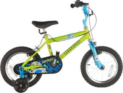 BUGG Major Damage 14 Inch Bike - Boys
