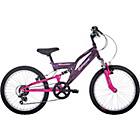 more details on Extreme by Raleigh Mission 20 Inch Bike - Girl's.