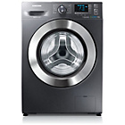 more details on Samsung WF80F5E5U4X/EU Washing Machine - Graphite/Inst.