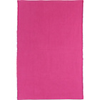more details on ColourMatch Cotton Rug - Funky Fuchsia.