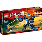 more details on LEGO® Ninjago™ ElectroMech - 70754.